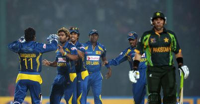 Asia Cup: Lasith Malinga saves Sri Lanka as Pakistan fall short