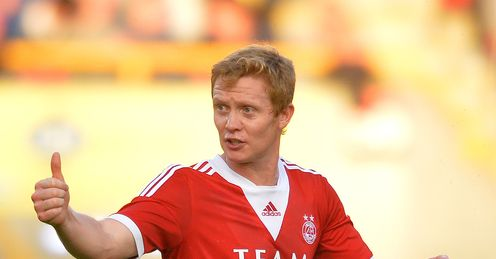A job for Rob: Aberdeen midfielder Robson will be key for his side against Celtic, says Andy