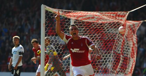 Jack Hobbs joined Nottingham Forest on a permanent basis in January