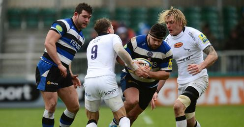 Bath Newcastle Falcons Aviva Premeirship