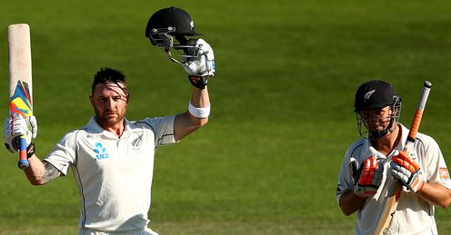 McCullum makes history