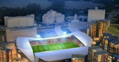 Brentford hopeful on stadium