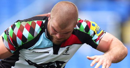 Six sign new Harlequins deals