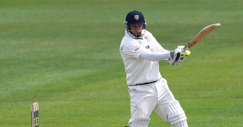 Benkenstein joins Hampshire