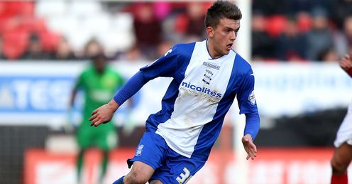 Huws loaned out after new deal
