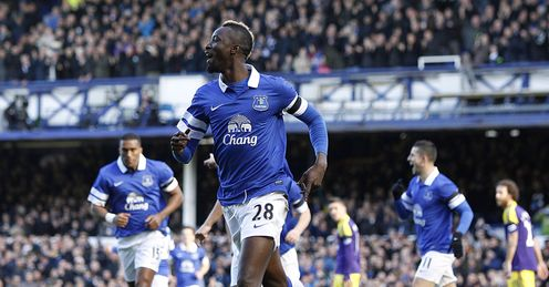 Traore to stay at Everton