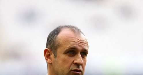 France s rugby union national team head coach Philippe Saint Andre