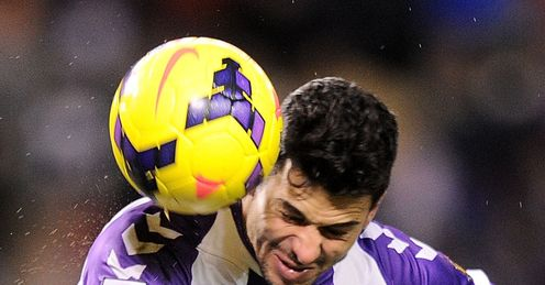 Valladolid frustrated by Levante