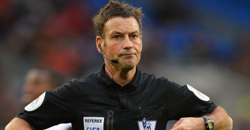 Mauricio welcomes Clattenburg