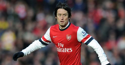 Rosicky plans Arsenal stay