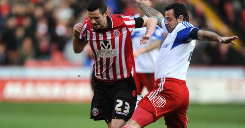Sheffield United held at home