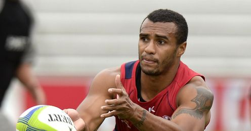 Will Genia Reds training 2014