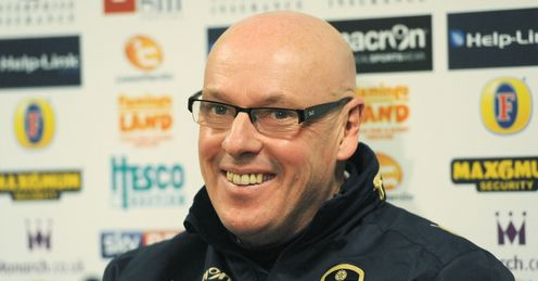 Brian McDermott is still Leeds manager - despite some bizarre goings-on