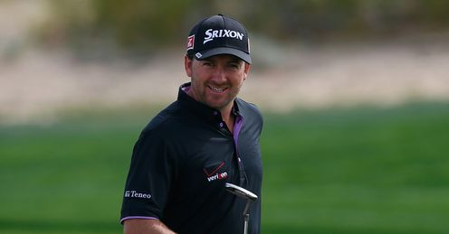 Premier putter: McDowell is one of the best in the business on the greens, says Rob