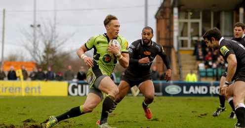 James Wilson Northampton Aviva Premiership