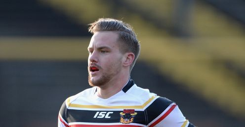 Jamie Foster Bradford Bulls Super League