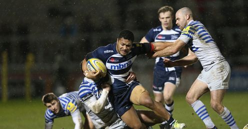 Johnny Leota Sale Sharks Aviva Premiership