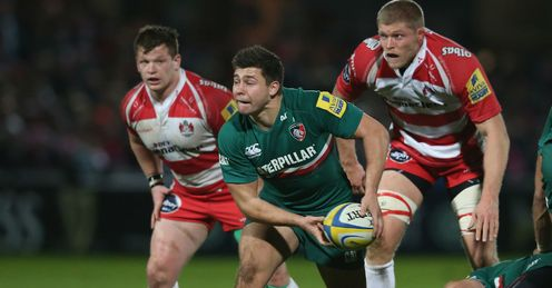 Leicester Ben Youngs Gloucester Aviva Premiership