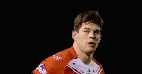LOUIE MCCARTHY-SCARSBROOK ST HELENS RUGBY LEAGUE