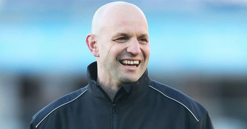 Jim Mallinder Northampton director of rugby