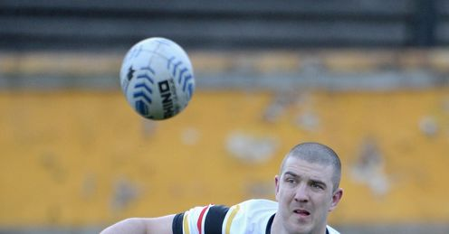 MATT DISKIN BRADFORD BULLS SUPER LEAGUE