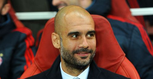 Pep Guardiola: In the seat of power at Bayern