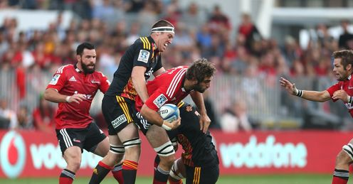 SAM WHITELOCK CRUSADERS