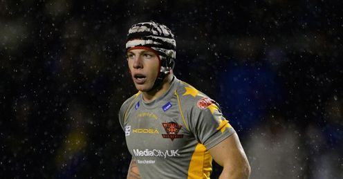 Theo Fages Salford Red Devils Super League