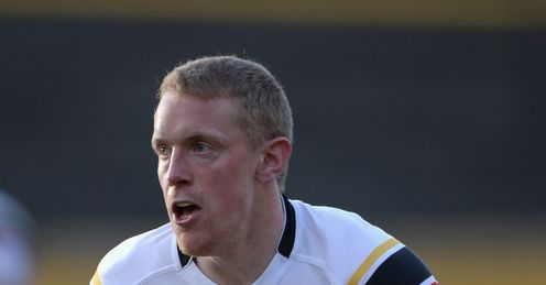 Tom Olbison Bradford Bulls rugby league