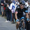 Geraint Thomas let his legs do the talking on an exciting fourth stage