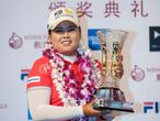 Inbee Park: First win of the year