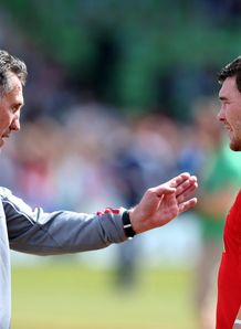 rob penney peter omahony munster