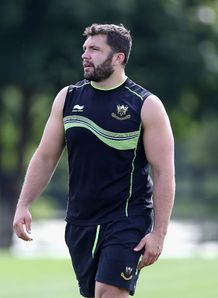 alex corbisiero northampton saints