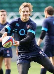 billy twelvetrees england
