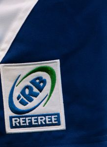 irb logo referee