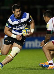 Alafoti Fa osiliva in action for Bath
