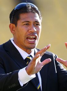 Alama Ieremia Hurricanes assistant coach 2012