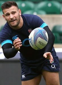 SKY_MOBILE Danny Care England training