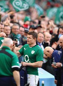 Ireland v Italy Brian O Driscoll