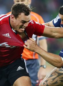 Israel Dagg Rebels v Crusaders SR 2014