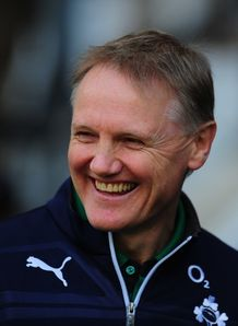 Joe Schmidt Ireland coach SN 2014