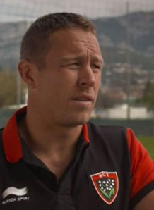 Jonny Wilkinson: Toulon star says hard work, not dreaming, wins trophies