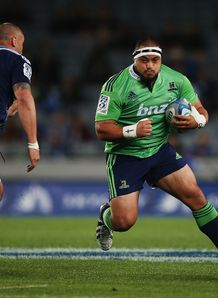 Kane Hames Highlanders v Blues SR 2014