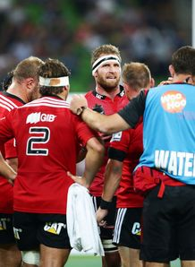 Kieran Read Rebels v Crusaders SR 2014