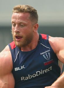 Max Lahiff Melbourne Rebels training SR 2014