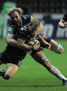 tom issacs ospreys