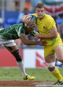 Paul Asquith Aus Sevens 2013