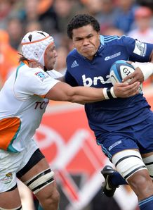 Peter Saili Blues v Cheetahs SR 2013