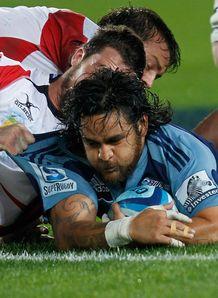Piri Weepu Blues v Lions SR 2012