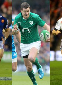 Six Nations team of the tournament 2014